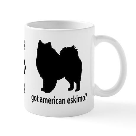 Got American Eskimo? Mug
