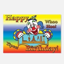 Happy Birthday Tool Set Postcards (Package of 8)