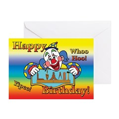 Happy Birthday Tool Set Greeting Cards (Pk of 10)