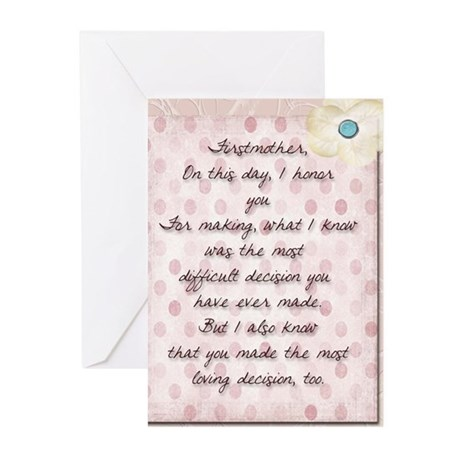 Firstmother Greeting Cards (Pk of 10)