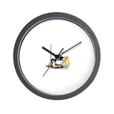 Pole Dancer Wall Clock