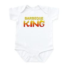 Barbeque King Infant Bodysuit