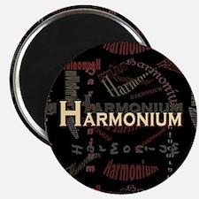 Harmonium Magnet