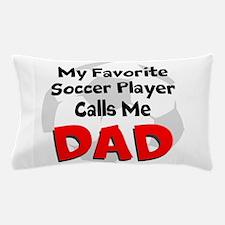 Favorite Soccer Player Pillow Case