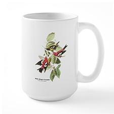 Audubon White Winged Crossbill Mug
