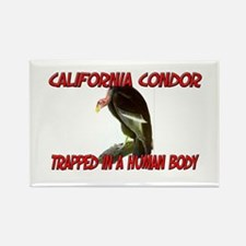 California Condor trapped in a human body Rectangl
