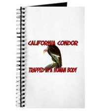 California Condor trapped in a human body Journal