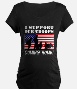 Troops Coming Home T-Shirt