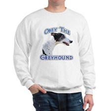 GreyhoundObey Sweatshirt