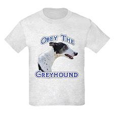 GreyhoundObey T-Shirt
