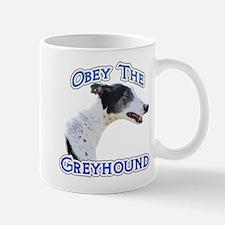 GreyhoundObey Mug
