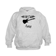 Avery Wild Child Personalized Hoodie