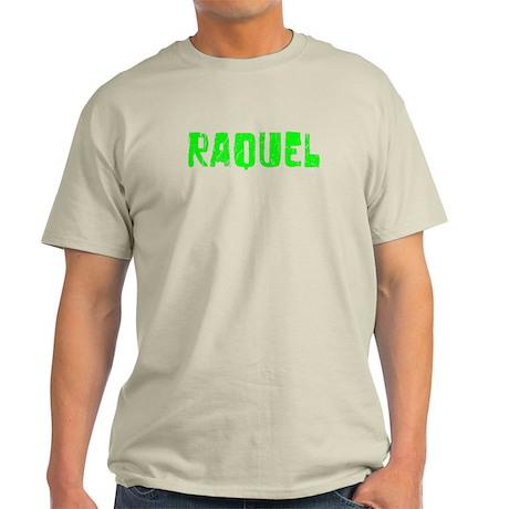 Raquel Faded (Green) Light T-Shirt