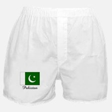 Pakistan Flag Boxer Shorts