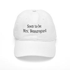 Soon to be Mrs. Beauregard Baseball Cap
