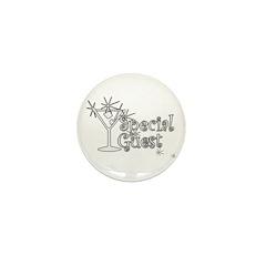 White C Martini Special Guest Mini Button (10 pack