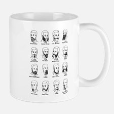 BEARDS Mug