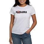 No Obama 2008 Women's T-Shirt