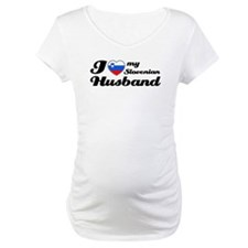 I love my Slovenian Husband Shirt