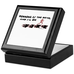 RUNNER Keepsake Box