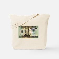 Jackson and Banks Tote Bag