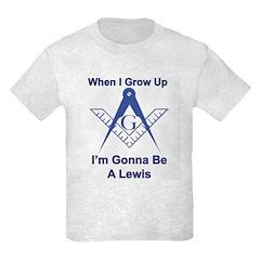The Masonic Lewis T-Shirt