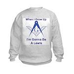 The Masonic Lewis Kids Sweatshirt