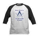 The Masonic Lewis Kids Baseball Jersey