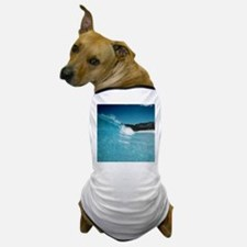 Aqua Wave, Esperance WA Dog T-Shirt