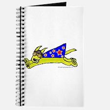 Super Doggie Jump Journal