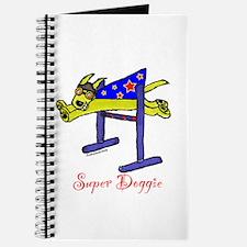 Super Doggie Bar Jump Journal