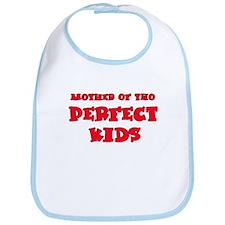 Mother of 2 Perfect Kids Bib