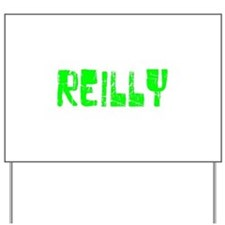 Reilly Faded (Green) Yard Sign