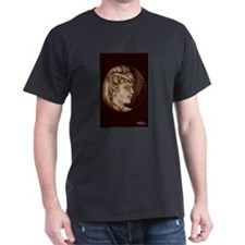 Margery cameo antique sepia T-Shirt