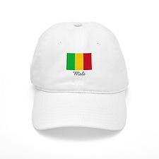Mali Flag Baseball Cap