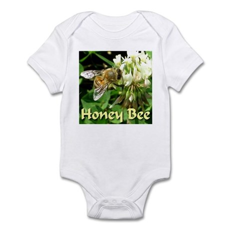 Honey Bee Infant Bodysuit