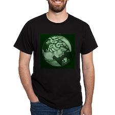 Lillian cameo hunter green T-Shirt
