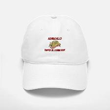 Armadillo trapped in a human body Baseball Baseball Cap