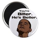"""Bitter - Better 2.25"""" Magnet (10 pack)"""