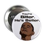 """Bitter - Better 2.25"""" Button (10 pack)"""