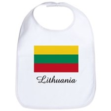 Lithuania Flag Bib