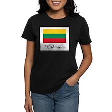Lithuania Flag Tee