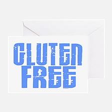 Gluten Free 1.2 (Sky) Greeting Card
