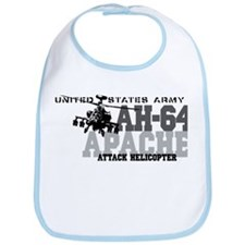 Army Apache Helicopter Bib