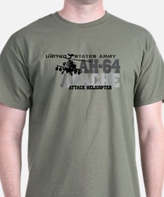 Army Apache Helicopter T-Shirt