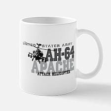 Army Apache Helicopter Mug