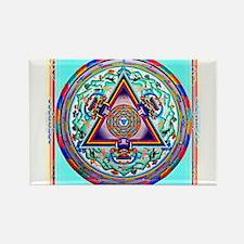 Mandala14c Magnets