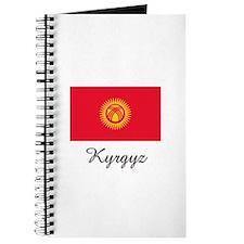 Kyrgyz Flag Journal