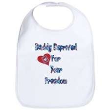 Daddy deprived for your freed Bib