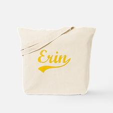 Vintage Erin (Orange) Tote Bag